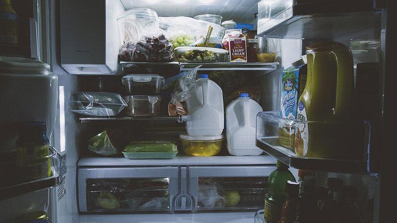 Sácale provecho al cajón de las verduras.