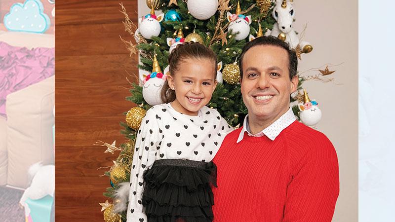 José Joel ama la Navidad