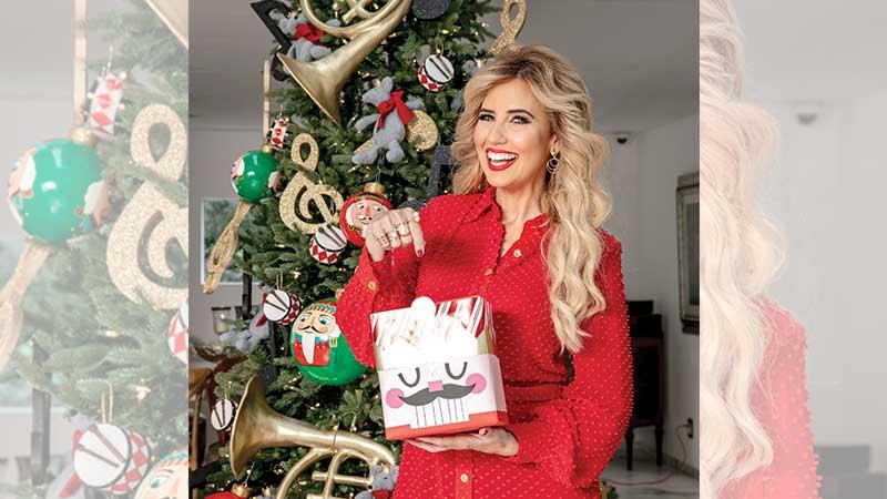 """Las navidades son distintas con Rafaella"""