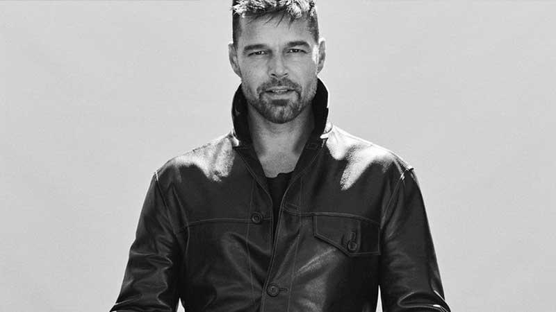 Ricky Martin cambia de look