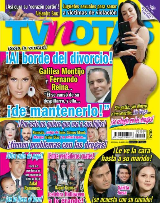 Portada edición 1190, #MartesDeTVNotas.