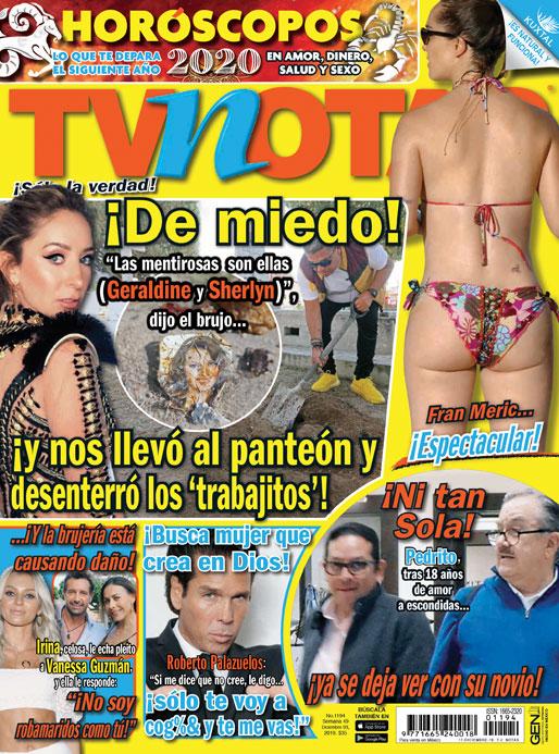 Martes de TVNotas, Edición 1194; Pedrito Sola, tras 18 años de amor a escondidas, ya se deja ver