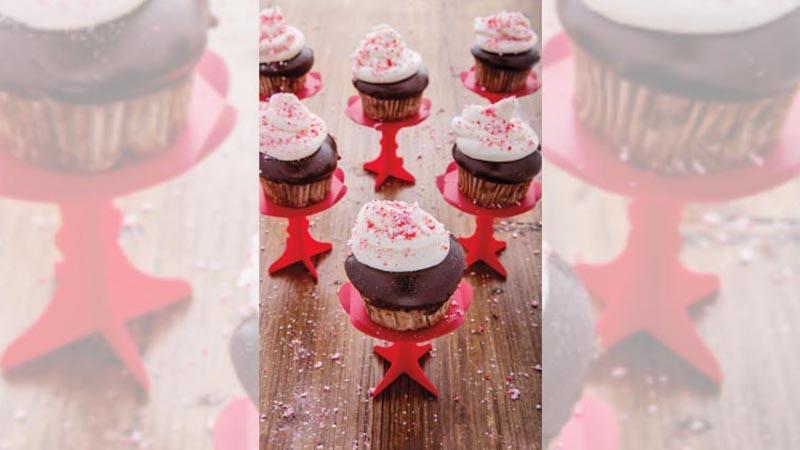Cupcakes caramelo