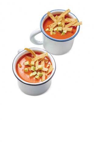 Sopa de chipotle