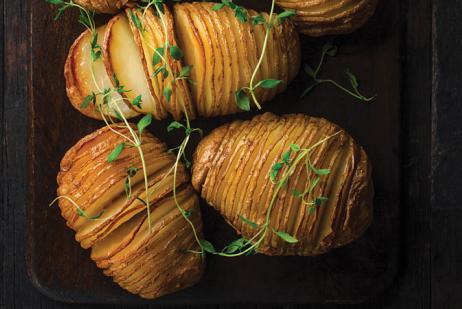 Una de laspropiedades de las papases su alto contenido en vitamina B6, la cual es buena para renovarcélulas.