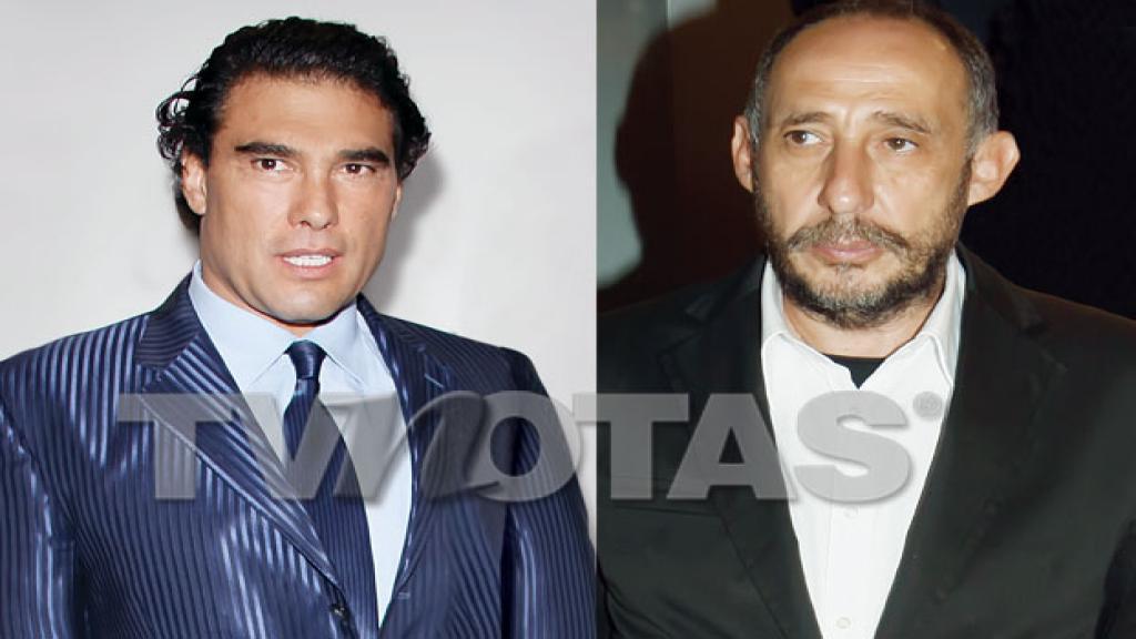 Eduardo Yáñez tuvo pleitazo con Salvador Garcini.