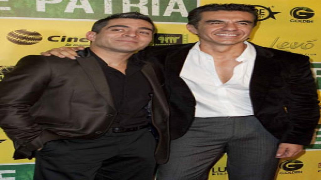 Adrián Uribe confesó que fue muy grato trabajar en cine.