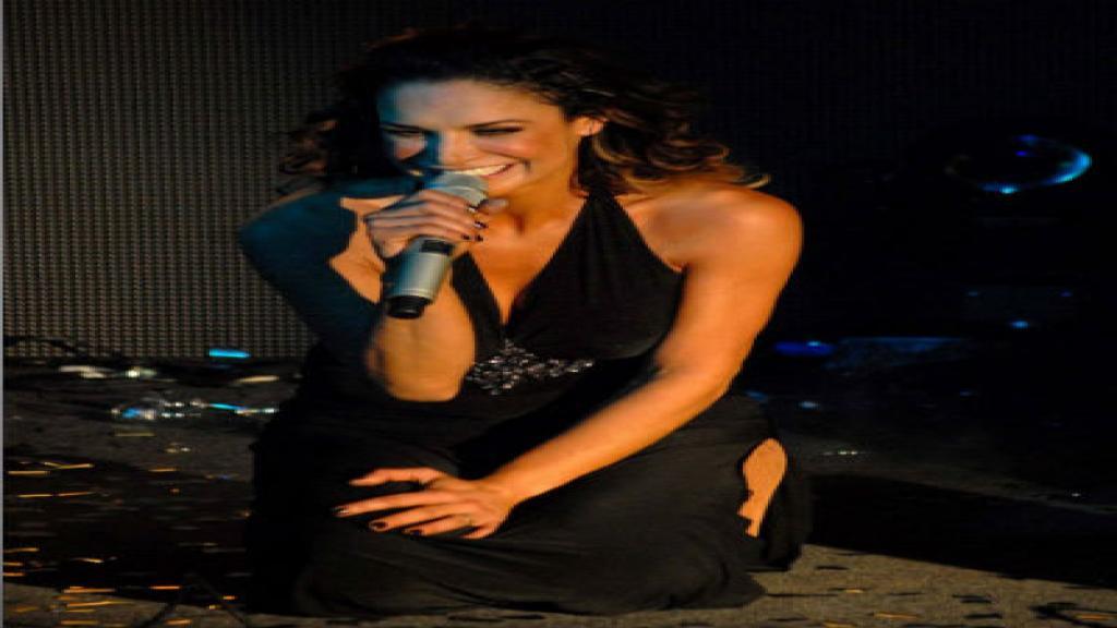 Lis Vega participó en 'Bailando Por Un Sueño'