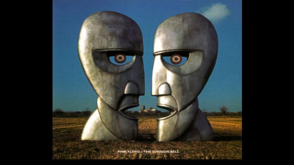 Este fue el arte del último disco que editaron juntos en 1994.