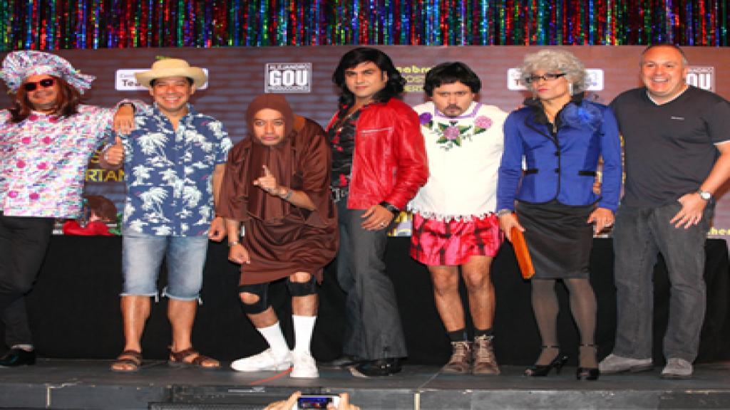 Lo mejor de cada show es un espectáculo que reúne a grandes comediantes de México.