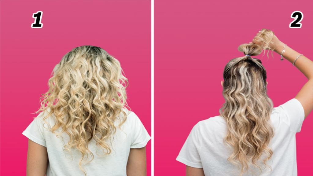 Sigue estos consejos y logra un efecto espectacular en tu cabello.