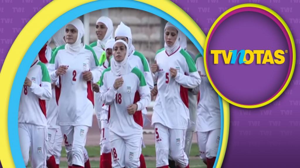 Podría haber 8 infiltrados en la selección femenil de Irán.