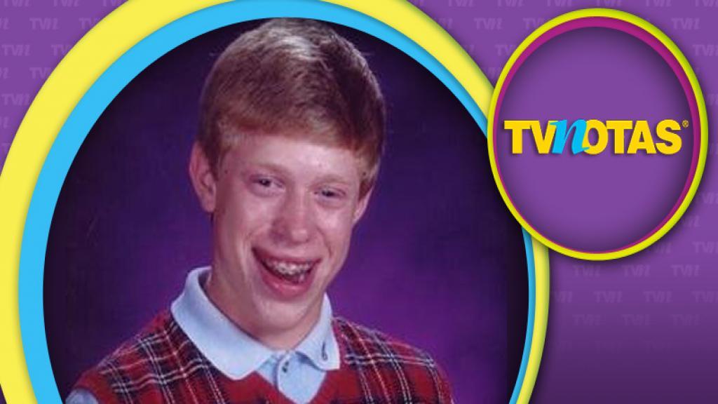 Así luce el chico del meme Bad Luck Brian, a cuatro años de su aparición en redes.
