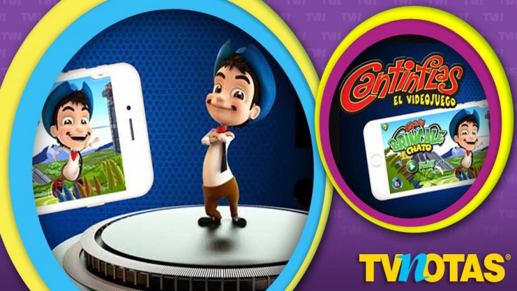 Cantinflas, bríncale Chato es el nuevo videojuego.