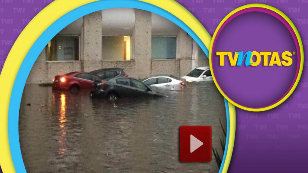 Huixquilucan y Santa Fe afectadas severamente ¡por fuertes lluvias!