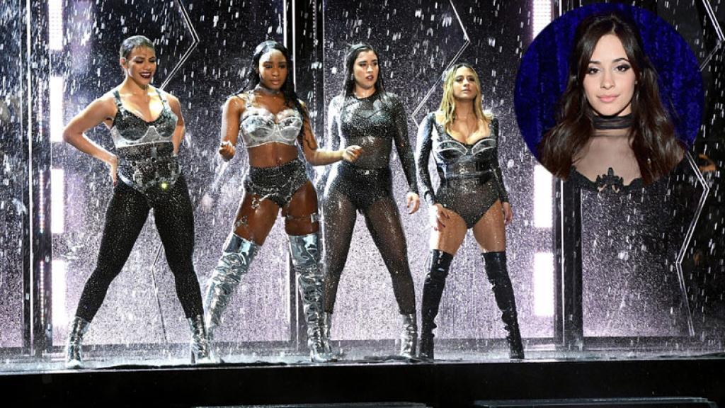 Fifth Harmony se despidió de Camila Cabello en los MTV VMAs