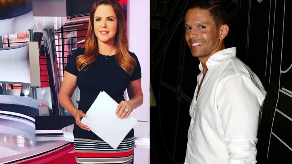 Se desquitan con María Celeste Arrarás por contratar a Rodner para Al Rojo Vivo