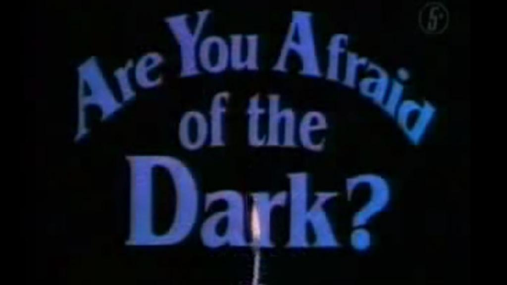 ¿Le temes a la oscuridad? n