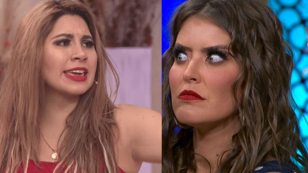 Vanessa Claudio incomoda a La Bebeshita