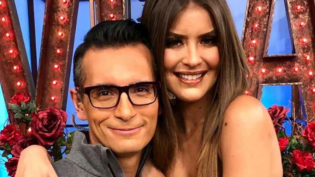 Sergio Sepúlveda y Vanessa Claudio demuestran su amor en redes.