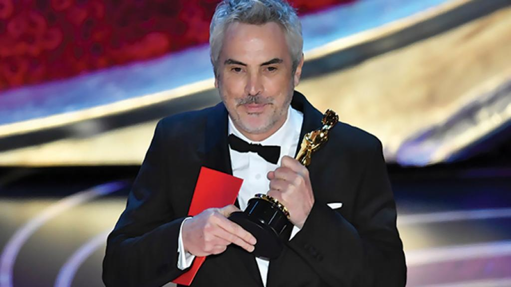 Alfonso Cuarón gana 3 Oscares y Yalitza Aparicio el corazón de Hollywood