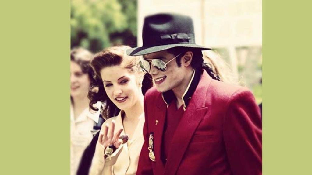 Lisa Marie Presley asegura que Michael Jackson era muy apasionado.
