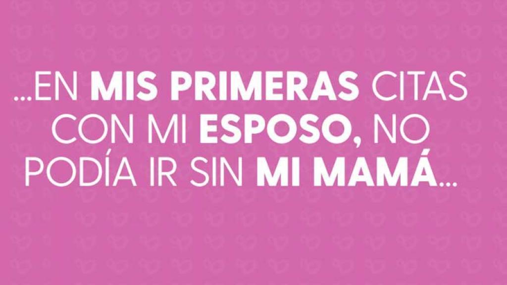 Estoy orgullosa de mi mamitis: Miram Marlene Osorio.