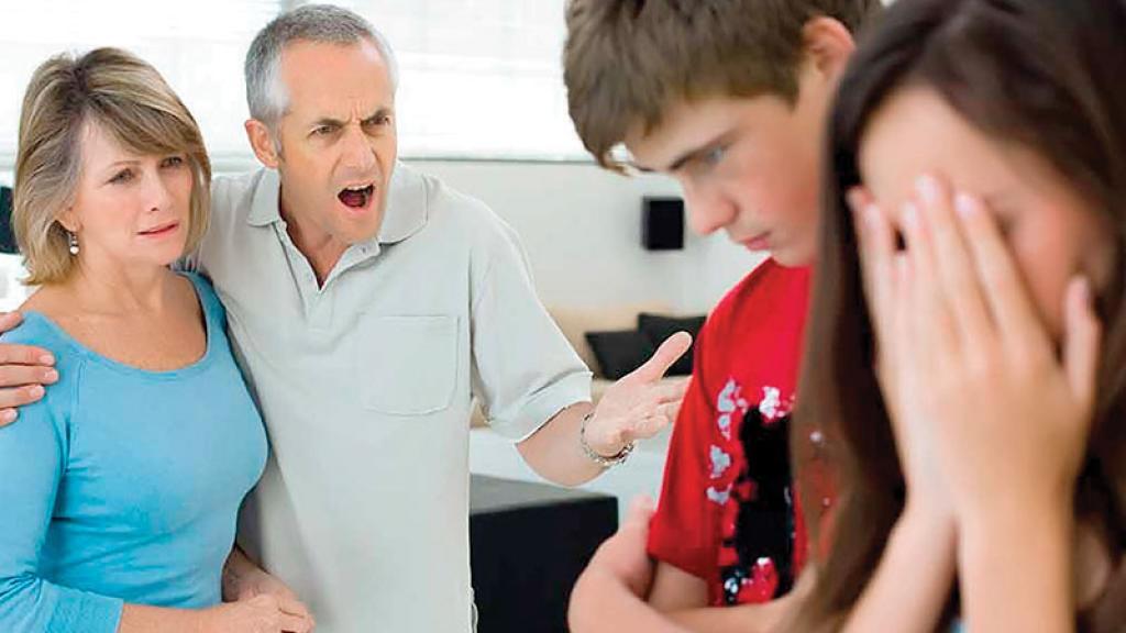 Identifica si vives en una familia tóxica y evita que te dañe