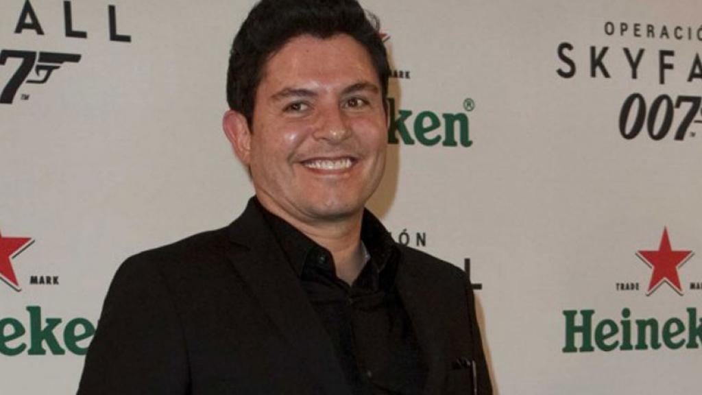 El actor y conductor está de invitado en 'Sale el Sol', de Grupo Imagen.