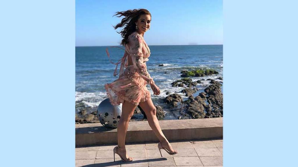 Tania Rincón saldría el 31 de mayo.