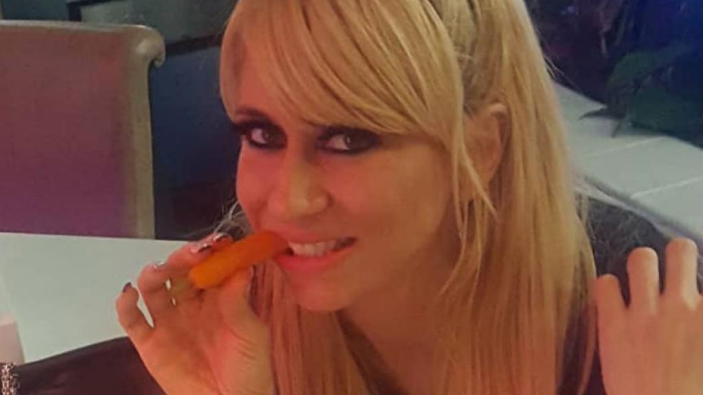 La cantante no dejó nada a la imaginación y se atrevió a compartir la foto en sus redes sociales.