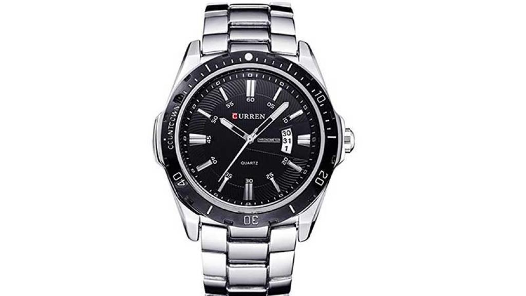 Con este reloj tu papá quedará encantado.