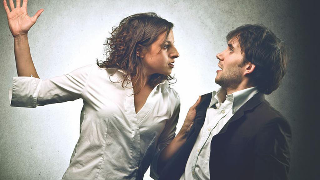 La violencia de la que no se habla… ¡Hombres maltratados!