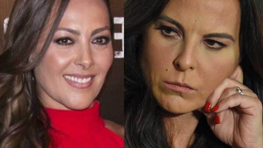 Verónica del Castillo le envío un mensaje tajante a Kate del Castillo.