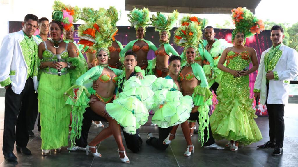 Todo el sabor de Cuba llega a nuestro país con este gran show