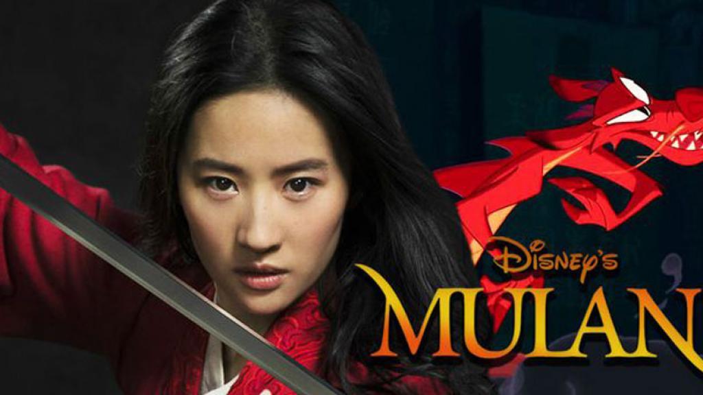 Mira aquí el primer avance del live action de Mulán