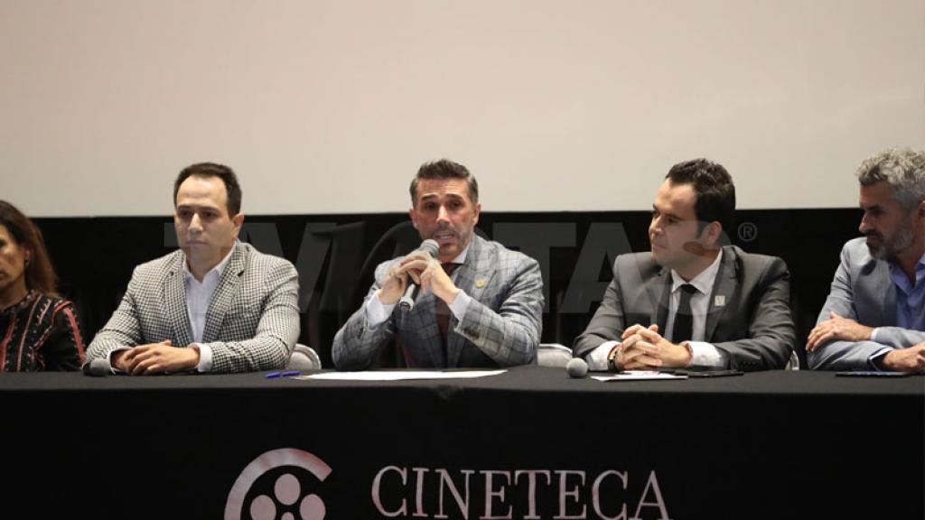 En el evento se impulsará a cineastas mexicanos.