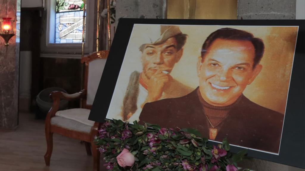 Conmemoran aniversario 108 del natalicio de Cantinflas.