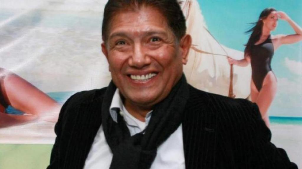 Juan Osorio se pone nervioso cuando le preguntan sobre ''recalentado' con Niurka