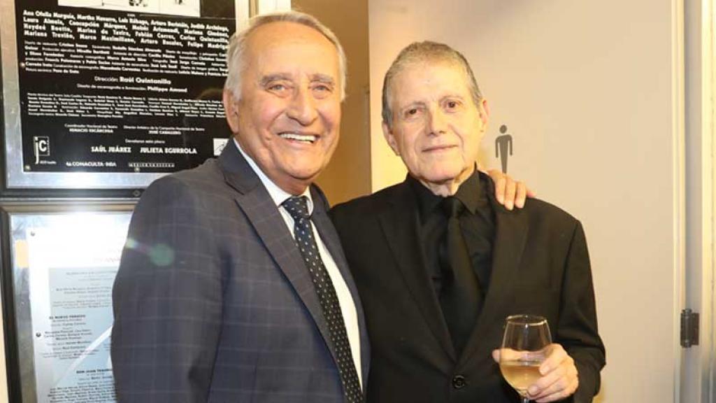 El actor conoce a Bonilla desde hace 54 años.