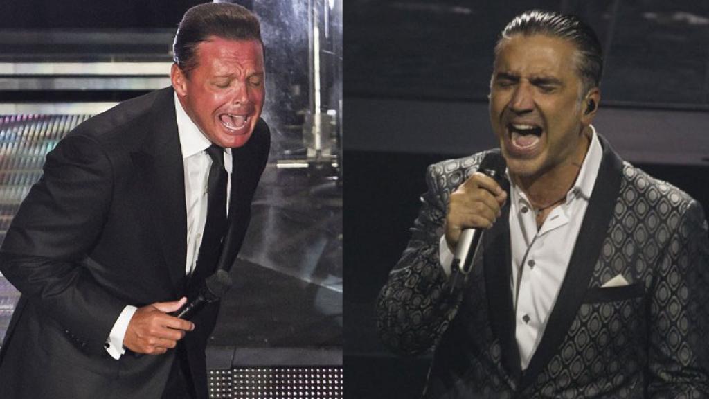 Luis Miguel y Alejandro Fernández darán 'El Grito' en Las Vegas