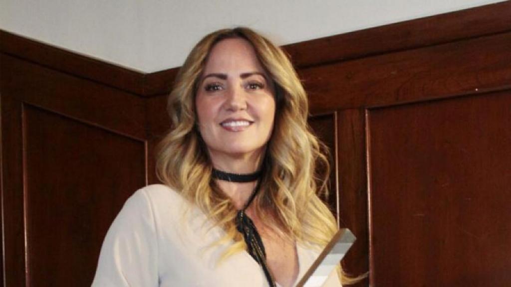 Andrea Legarreta revela que MaryPaz Banquells le mandó mensaje de apoyo