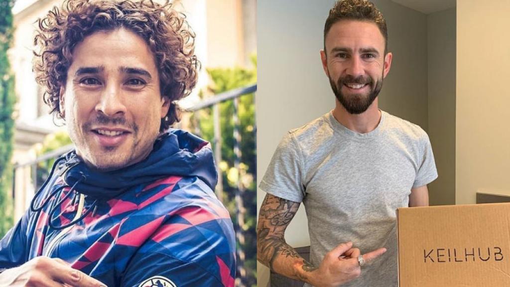 Los jugadores Miguel Layún y Memo Ochoa están metidos en un nuevo escándalo