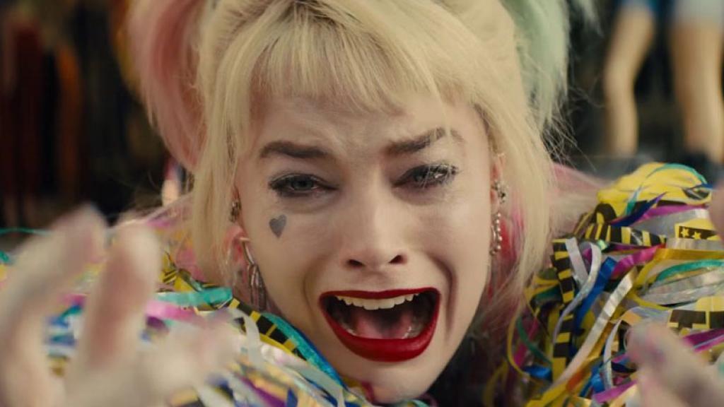 Margot Robbie regresa como Harley Quinn en 'Aves de Presa'