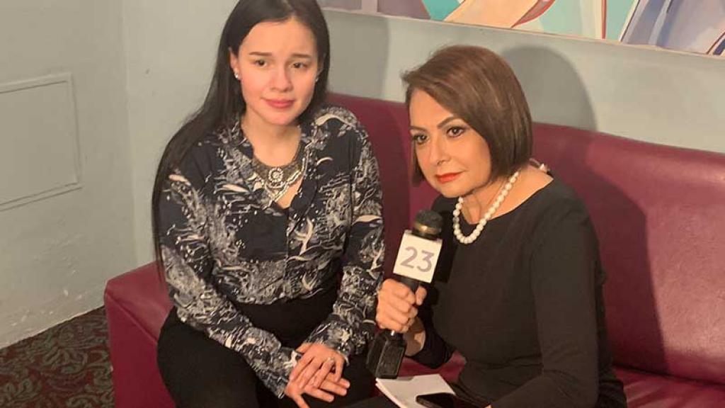 Sarita asegura que se harán dos homenajes en México.