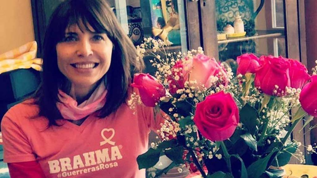 Lorena Meritano enfermó en 2014.