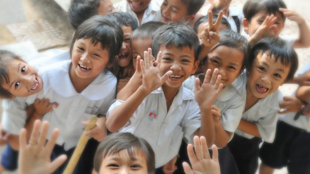 Los niños son lo más puro de la humanidad y asÍ lo demostraron estos pequeños para recuperar las cosas de su amigo.