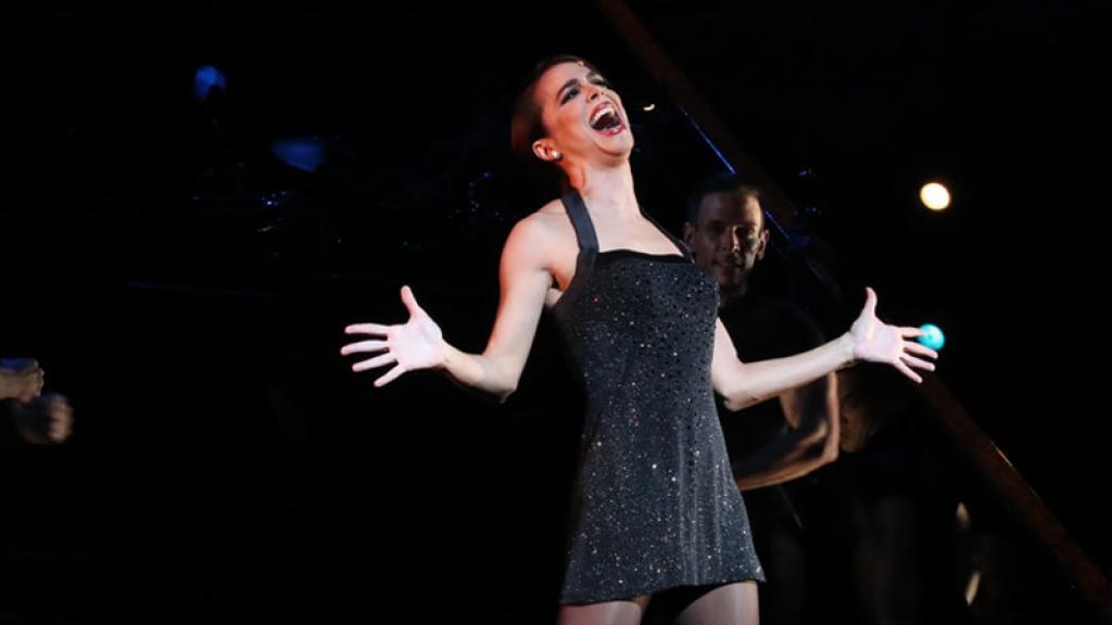 Biby Gaytán brilla en 'Chicago el musical'