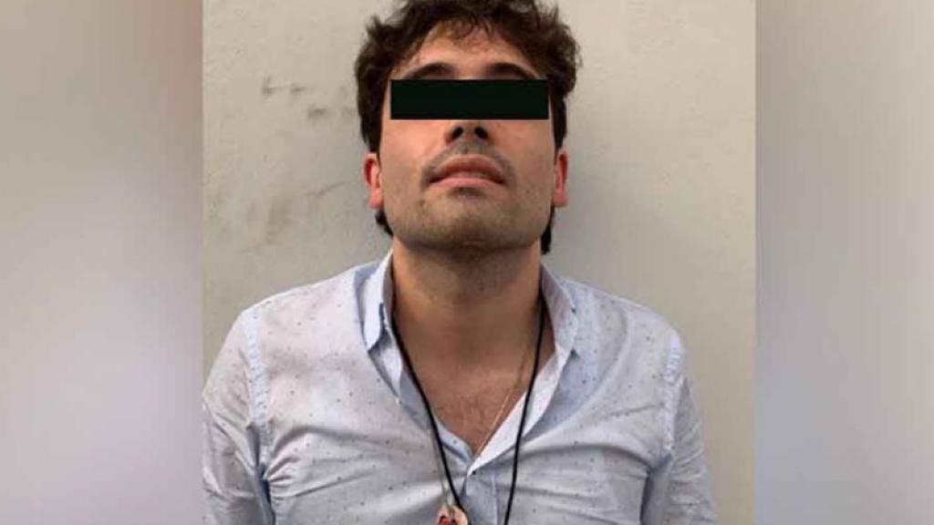 """Circula información que ejército habría liberado a hijo de """"El Chapo"""""""