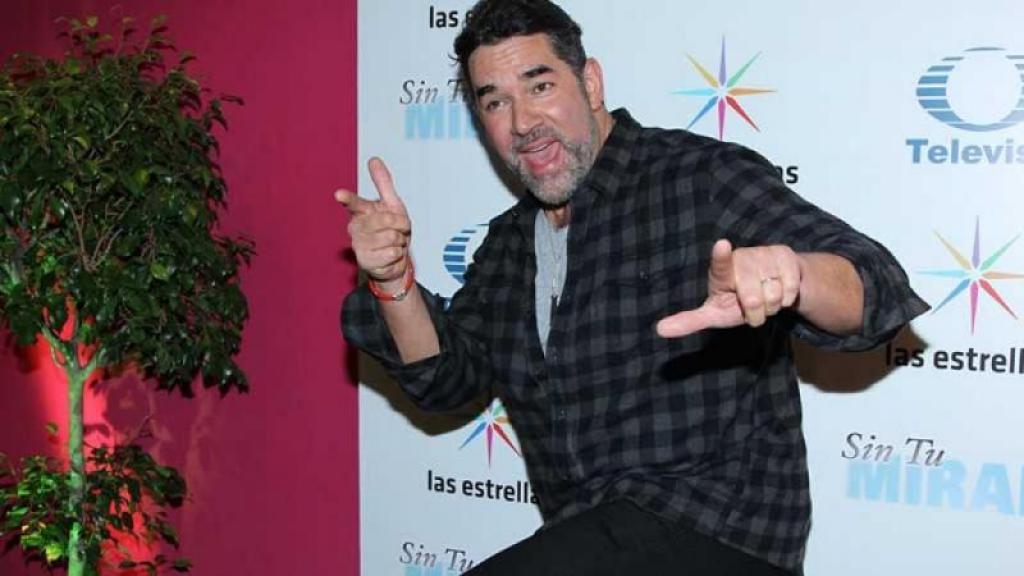 Eduardo Santamarina grabará una película con Eugenio Derbez.
